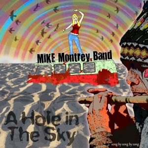 A Hole IN The Sky Album Cover